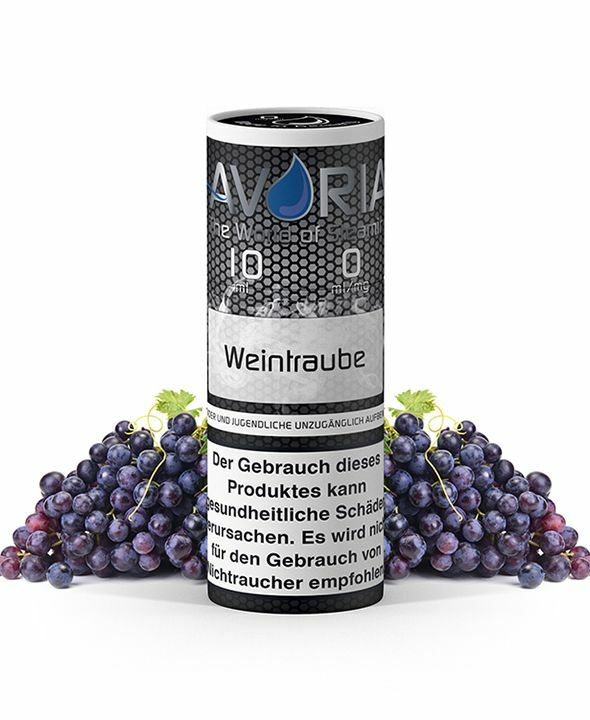 Weintraube E-Liquid 10ml