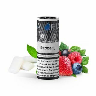 Redberry E-Liquid 10ml 0 mg