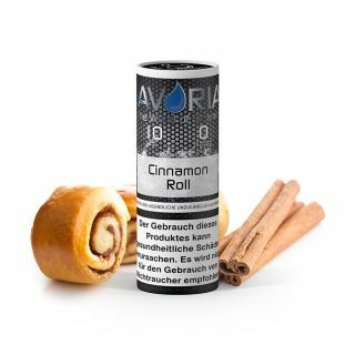 Cinnamon Roll E-Liquid 10ml 0 mg