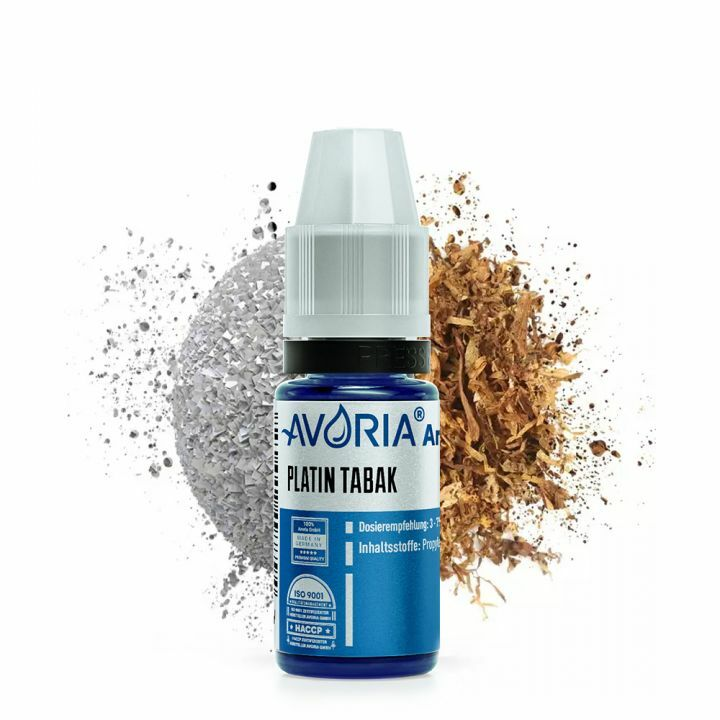 Aroma Platin Tabak 12ml