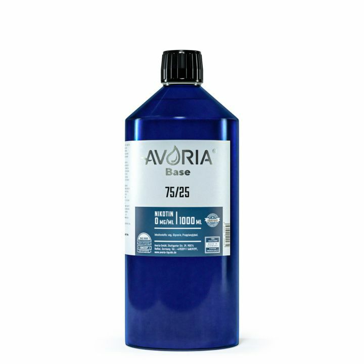 Avoria - Liquid Base VPG 75-25