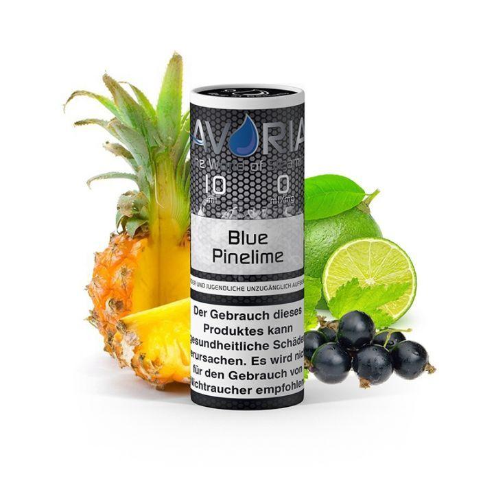 Blue Pinelime E-Liquid 10ml