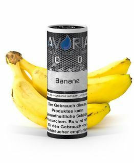 Bananen E-Liquid 10ml 0 mg