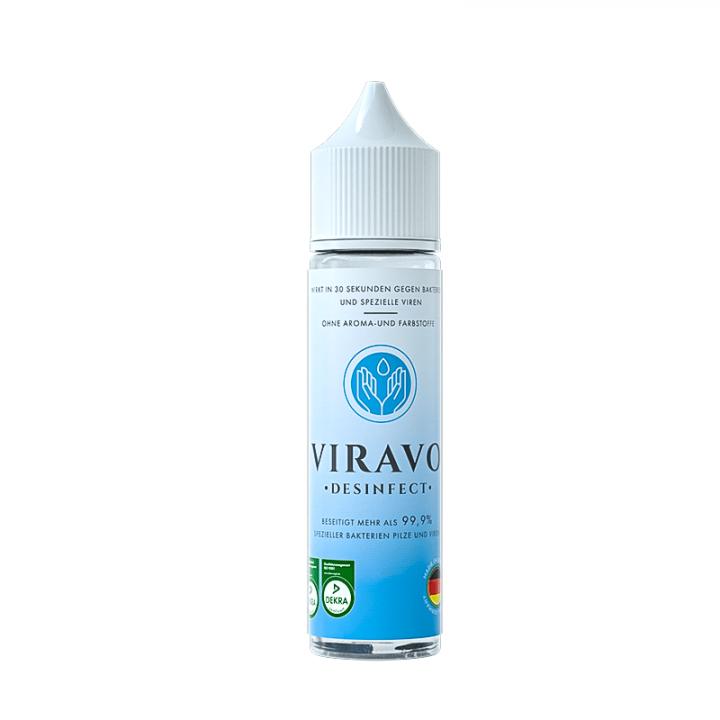 VIRAVO - Gratis Desinfektionsmittel 60 ml