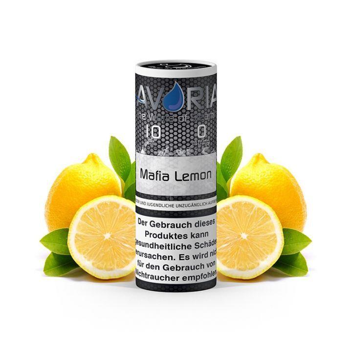 Mafia Lemon E-Liquid 10ml
