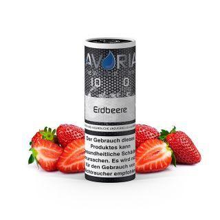 Erdbeere E-Liquid 10ml 0 mg