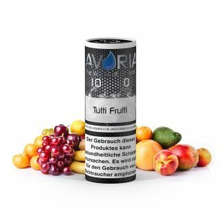 Tutti Frutti E-Liquid 10ml 0 mg