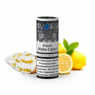 Fresh Mafia Cream E-Liquid 10ml 0 mg