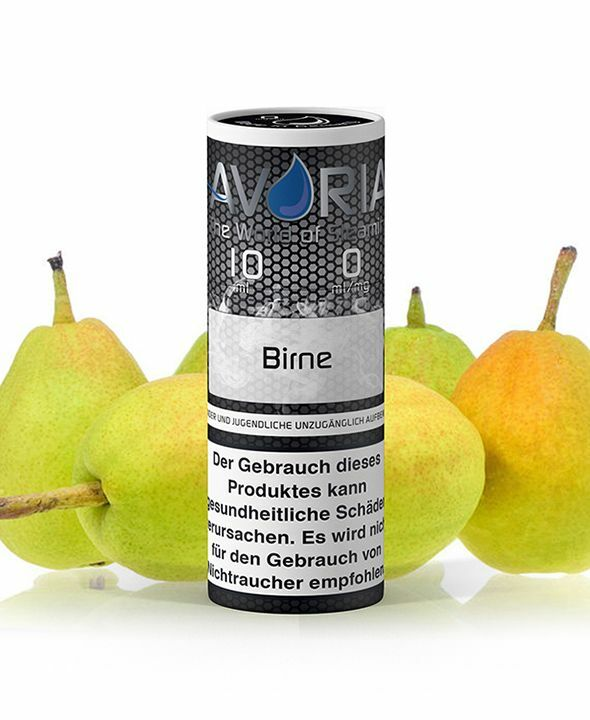 Birne E-Liquid 10ml
