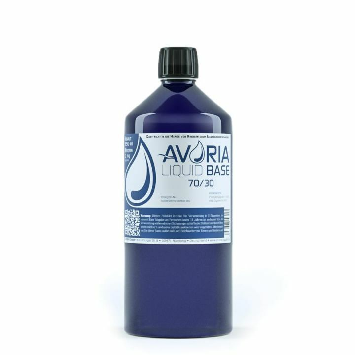 Avoria - Liquid Base VPG 70/30