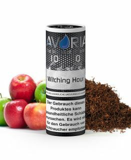 Witching Hour E-Liquid 10ml 0 mg