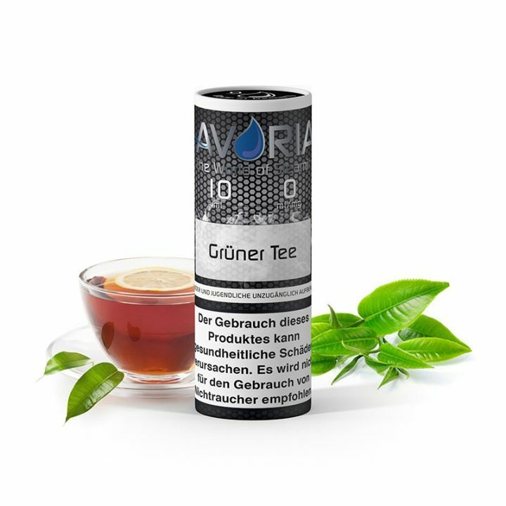 Grüner Tee E-Liquid 10ml