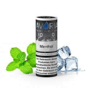 Menthol E-Liquid 10ml 0 mg