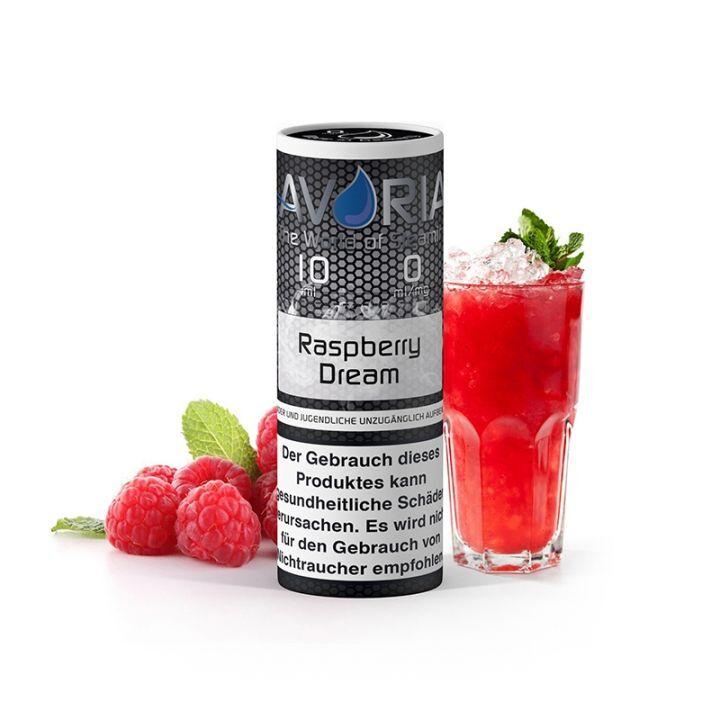 Raspberry Dream E-Liquid 10ml