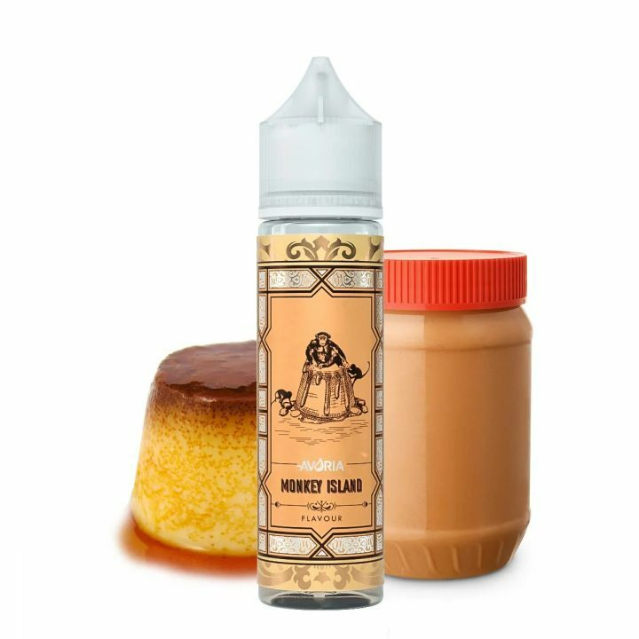 Avoria - Monkey Island Longfill Aroma 20ml