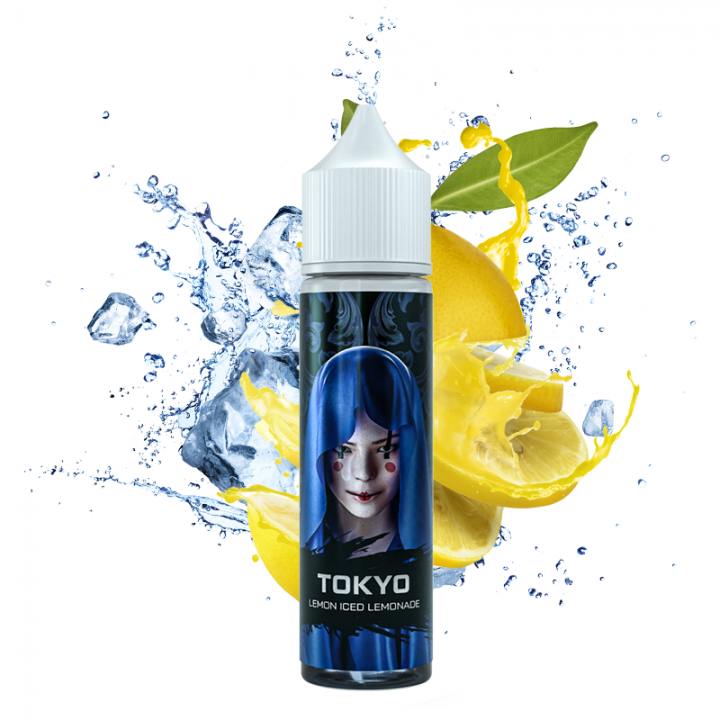 Blue Line - Tokyo Longfill Aroma 20ml