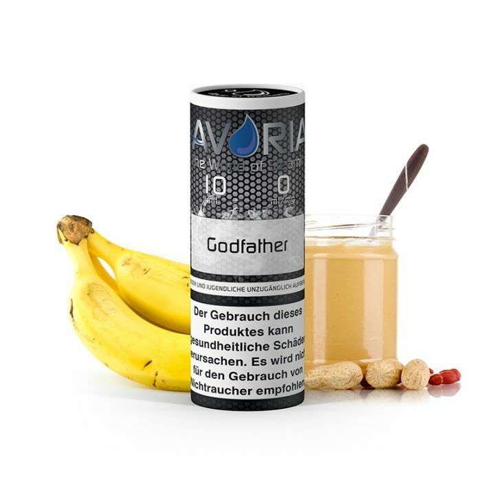 Godfather E-Liquid 10ml