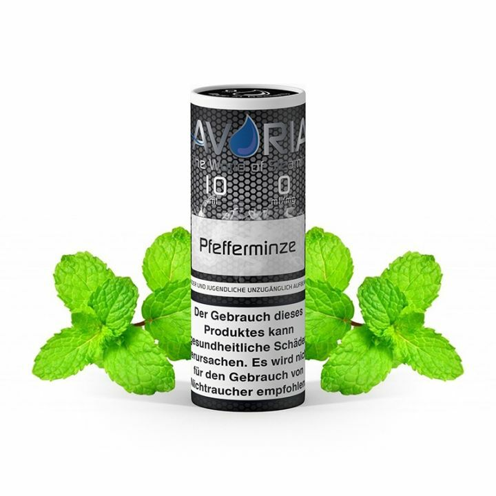 Pfefferminze E-Liquid 10ml