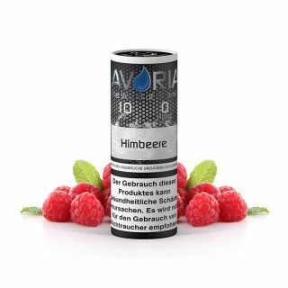 Himbeere E-Liquid 10ml 0 mg