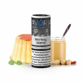 Monkey Island E-Liquid 10ml 0 mg