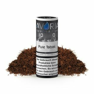 Pure Tabak E-Liquid 10ml 0 mg