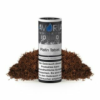 Platin Tabak E-Liquid 10ml 0 mg