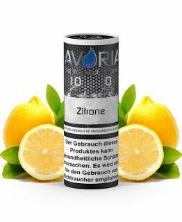 Zitrone E-Liquid 10ml 0 mg