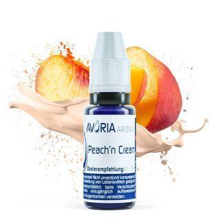 Aroma Peach'n Cream 12ml