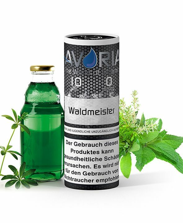 Waldmeister E-Liquid 10ml