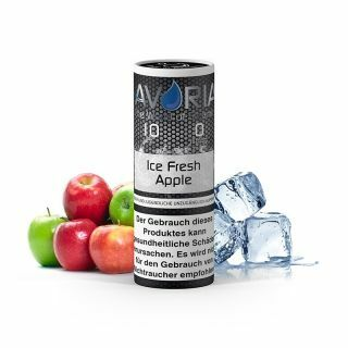 Ice Fresh Apple E-Liquid 10ml 0 mg