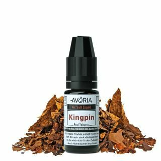 Kingpin Nikotinsalz Liquid 10ml 20mg