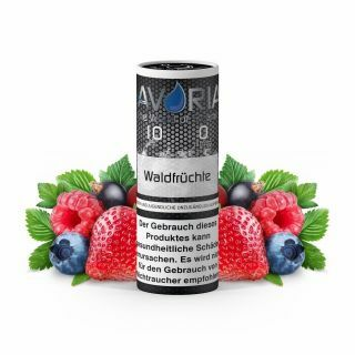 Waldfrüchte E-Liquid 10ml 0 mg