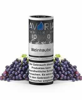 Weintraube E-Liquid 10ml 0 mg