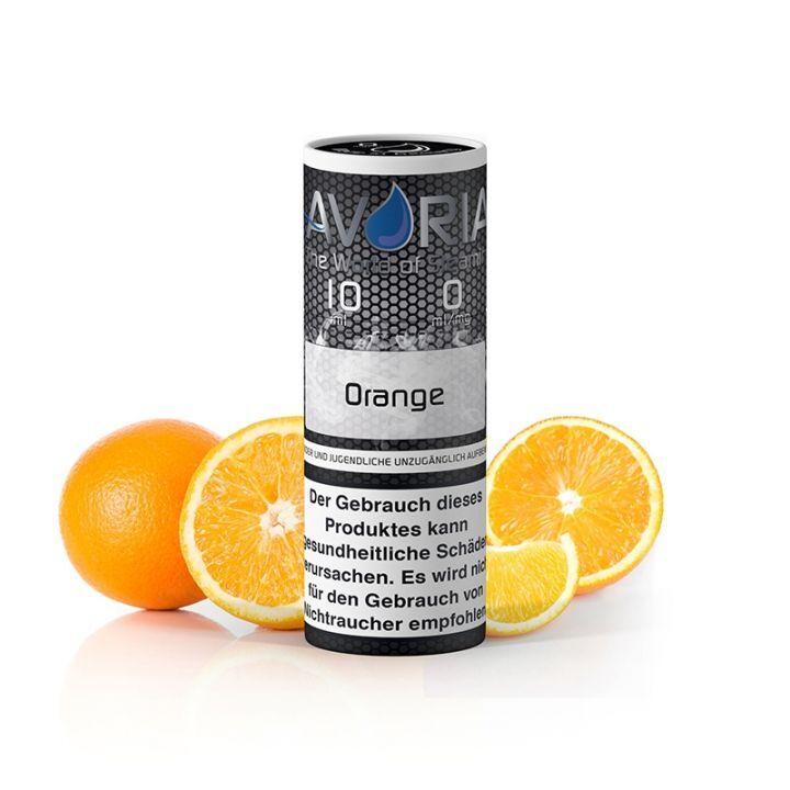 Orange E-Liquid 10ml