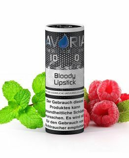 Bloody Lipstick E-Liquid 10ml 0 mg