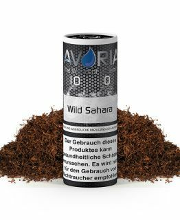 Wild Sahara E-Liquid 10ml 0 mg