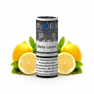 Mafia Lemon E-Liquid 10ml 0 mg