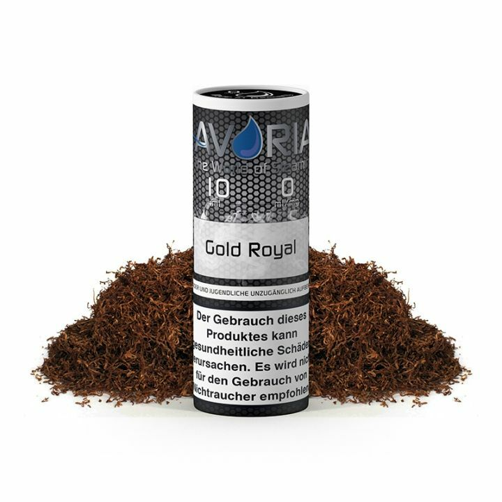 Gold Royal E-Liquid 10ml