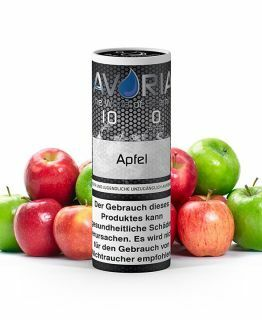 Apfel E-Liquid 10ml 0 mg