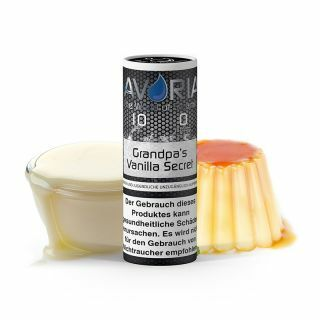 Grandpa's Vanilla Secret E-Liquid 10ml 0 mg